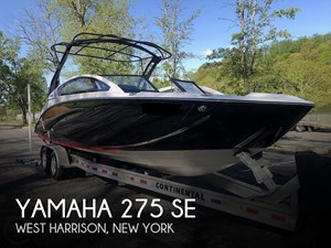 2020 Yamaha 275 SE
