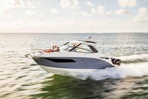 2022 Sea Ray DAO320 TR-250XL V8VERA JPO CFU
