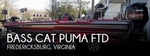 2010 Bass Cat Puma Ftd