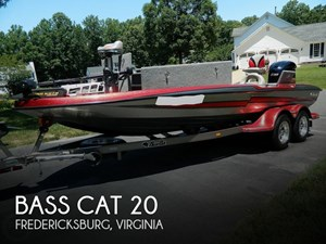 2010 Bass Cat Puma FTD 20