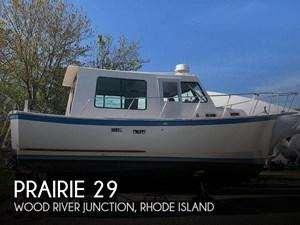 1980 Prairie Boat Works 29