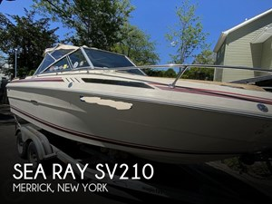 1983 Sea Ray SV210