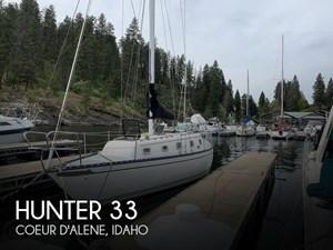 1980 Hunter 33