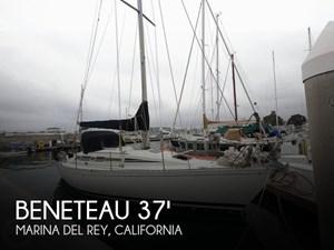 1986 Beneteau First 375