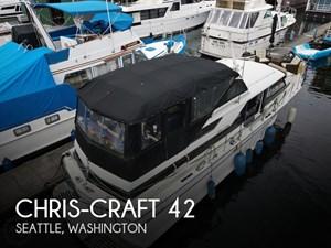 1971 Chris-Craft Commander 42