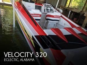 2002 Velocity 320