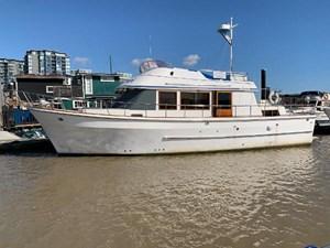 1986 CHB Trawler
