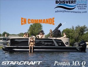 2022 Starcraft PONTON MX 23 Q