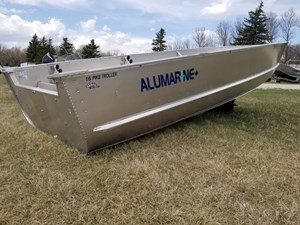 2021 Alumarine 16 Pike Troller
