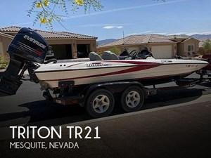 2004 Triton tr21