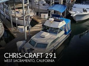 1986 Chris-Craft Catalina 291