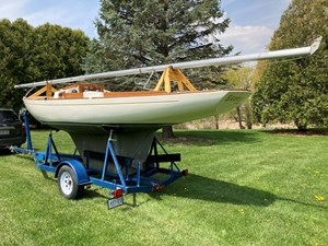 1977 McVay Bluenose One-Design Sloop