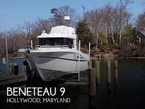 2015 Beneteau Barracuda 9