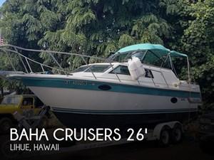 1992 Baha Cruisers 250 xl express