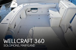 2007 Wellcraft 360 Coastal