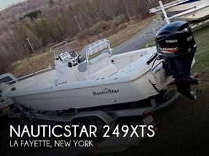 2021 NauticStar 249XTS