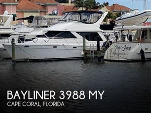 1995 Bayliner 3988 MY