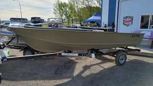 2021 Lund WC-16 Fishboat