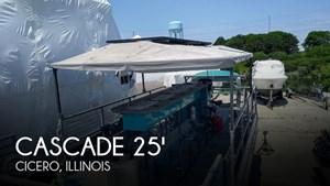 2014 Cascade Custom Cycle Tour Boat
