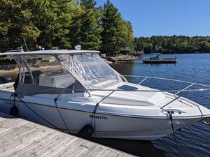 2007 Whaler 320 Outrage