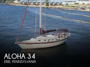 1984 Aloha Yachts 34