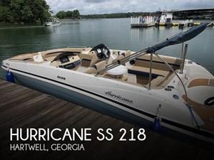 2019 Hurricane SS 218