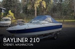 2005 Bayliner 210 Classic