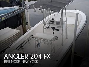 2012 Angler 204 FX