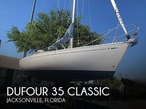 1998 Dufour Yachts 35 Classic
