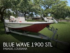 2015 Blue Wave 1900 STL