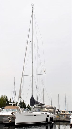 2017 Hanse Yachts Hanse 505