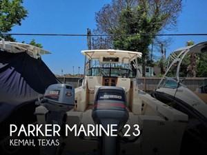 1990 Parker 23