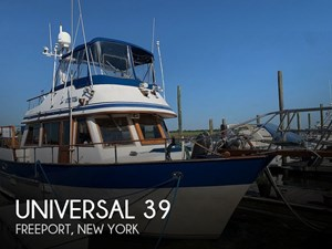 1984 Universal Hampton Bay 39