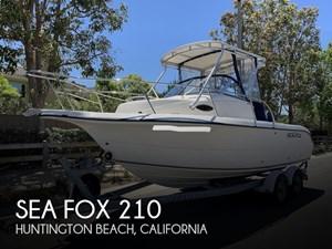 2003 Sea Fox 210