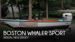1971 Boston Whaler Sport