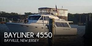 1988 Bayliner 4588 Pilothouse MY
