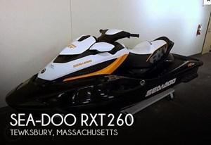 2013 Sea-Doo RXT260