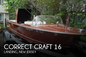 1966 Correct Craft Mustang 16