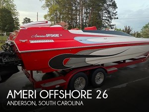 1994 American Offshore 26