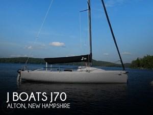 2016 J Boats J70