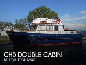 1979 CHB 38 Double Cabin