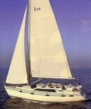 1991 Hunter Vision 36