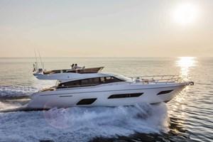 2022 Ferretti 550 HT