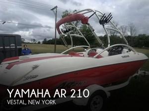 2005 Yamaha AR 210