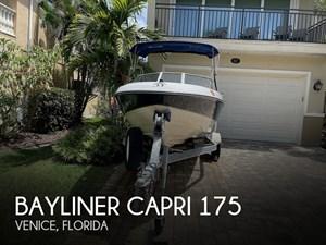 2002 Bayliner Capri 175