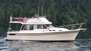 1983 Bayliner 3270 Motoryacht