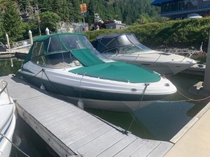 1999 Maxum 2300 SR