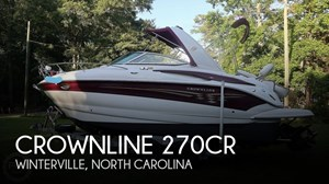 2005 Crownline 270CR
