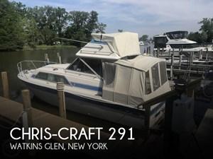 1984 Chris-Craft Catalina 291