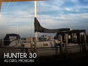 1980 Hunter 30